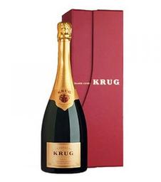 Champagne Krug Grande Cuvée 375 mL