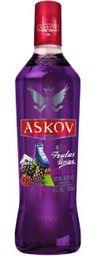 Cocktail Askov Mix Frutas Roxas 900 ml