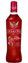 Cocktail Askov Re|Mix Frutas Vermelhas 900 ml