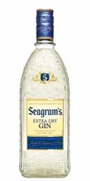 Gin Seagram's 750ml