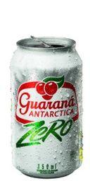 Refrigerante Guaraná Antarctica Zero Lata 350 ml