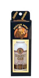Miniatura De Gin Seagers Dry 50 mL