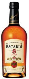 Rum Bacardi Reserva 8 anos 750 mL