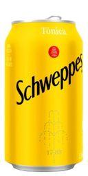 Água Tônica Schweppes Lata 350 mL