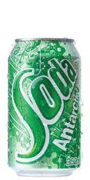 Refrigerante Soda Limonada Antarctica Lata 350 ml