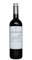 Vinho Chateau David Beaulieu Tinto 750 mL