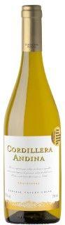 Vinho Cordillera Andina Chardonnay