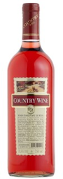 Vinho Country Wine Rose Suave 750 mL