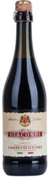 Vinho Lambrusco Giacondi Tinto 750 mL