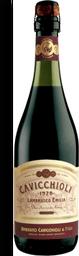 Vinho Lambrusco Cavicchioli Dell Emilia Tinto Suave 750 ml