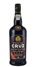 Vinho Porto Cruz Ruby 750 mL