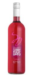 Vinho Sunny Days Red Frisante 750 mL