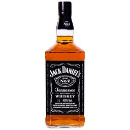 Whiskey Jack Daniels 1 L Pack Comemorativo 150 Anos com 01 Copo