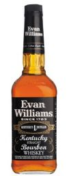Whisky Bourbon Evan Williams Black 1 L