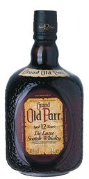 Whisky Grand Old Parr 12 Anos 1 L