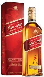Whisky Johnnie Walker Red Label 1 L