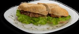 Sanduíches De Filé Mignon Com Creme Cheese - (quente)