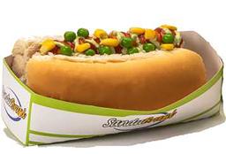 Compre 1 Hot dog, leve dois!!!