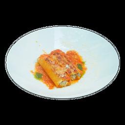 Cannelloni al Ragu`Napoletano Nuova Versione