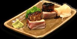 Sushi Atum Com Foie Gras