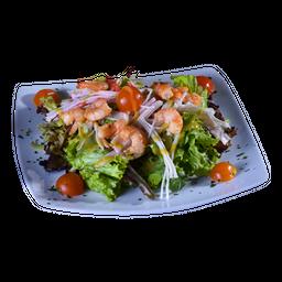 Salada Camarão