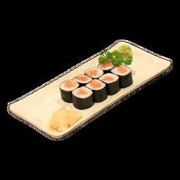 Hossomaki de Salmão - Shake Maki