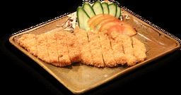 Milanesa Chicken Katsu