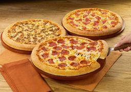 Pizzas Grandes Dois Sabores