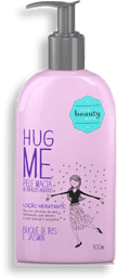 Loção Hidratante Desodorante Hug Me Buquê De Íris 300 mL