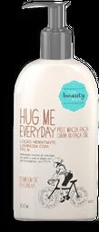 Loção Hidratante Hug Me Everyday Bombom De Baunilha 300 mL