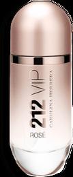 Perfume 212 Vip Rosé Feminino Carolina H Eau De Parfum 125Ml