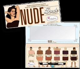 Paleta De Sombras Nude Dude