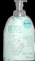 Mousse De Limpeza Facial Detox 250Ml