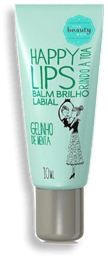 Balm Labial Happy Lips Gelinho De Menta