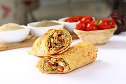 Kebab de Falafel Vegetariano