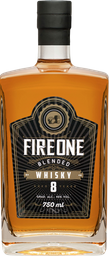 Whisky Fire One 8 Anos 750mL