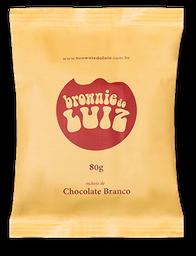 Brownie de Chocolate Branco - 80g