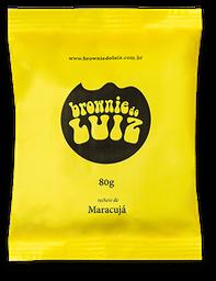 Brownie de Maracujá - 80g