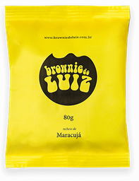 Brownie de Maracujá - 80g