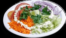 Prato de Salada + Molho