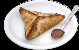 Esfiha Fechada De Nutella