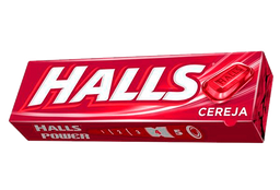 Halls Cereja