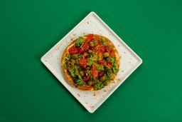 Pizza com Rúcula - 045