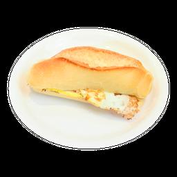 Pão com Ovo Frito