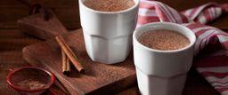 Capuccino com Raspas de Chocolate 200ml