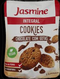 Cookies Jasmine Chocolate E Gotas De Chocolate Integral 150 g