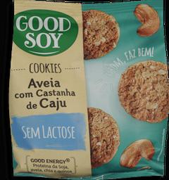 Cookies Goodsoy Aveia Com Castanha De Caju Sem Lactose 33 g