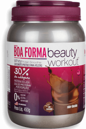 Whey Protein Beauty Workout com Colágeno Beauty'In 400 g