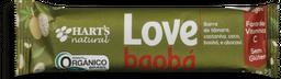 Barra Love Baobá Orgânica Sem Glútem E Sem Lactose 35 g
