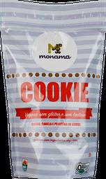 Cookies Monama Cacau e Canela Sem Glúten Orgânico 120 g